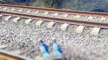 Hombre mutilado resbalar techo tren Cuautitlán Izcalli