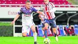 Chivas Cimarrones Liga MX