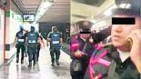 Robo Metro CDMX PBI Complices