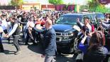 AMLO mensaje amenazante Guanajuato seguridad
