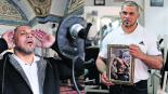 fisicoculturista despedido mezquita israel