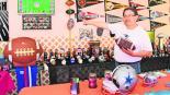 Raúl Lara Coleccionador NFL Morelos