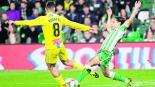Diego Lainez Real Betis Europa League