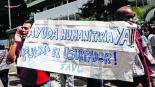 Ejército bloquea puente fronterizo evita ayuda humanitaria Venezuela