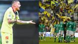León América golea marcador Nico Castillo Debut