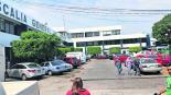 Paro Trabajadores Fiscalía Morelos