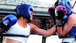 Escuela Box Mercado Morelos Peleadores