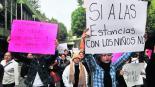 Estancias Infantiles Pobres México Protesta