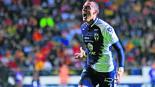 Carlos Rodríguez victoria Monterrey Monarcas