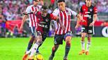 Morelos El Guadalajara Atlas clásico tapatío Clausura 2019 Chivas