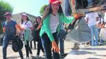 alumnos de la UAEM rocogen basura crear conciencia zona centro Estado de México
