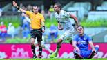 Santos Cruz Azul Derrota Liga MX