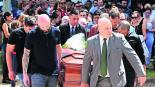 Funeral Emiliano salan Argentina Fútbol