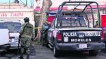 Morelos Ejecutan Queman Padre Hijo Sujetos Armados