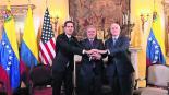 Grupo de Lima presión Nicolás Maduro