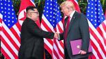 Donald Trump Kim Jong Un desnuclearización