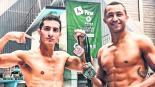 Mexicanos medalla plata Serie Mundial de Clavados