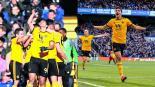 Raúl Jiménez Wolverhampton Chelsea Empate Centenario