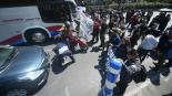 Bomberos Protesta Calzada San Antonio Abad Sueldo Recontratación CDMX