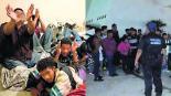 Secuestro Migrantes Centroamericanos Tamaulipas Operativo Militares