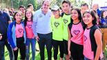 El gobernador de Morelos motiva a la delegación morelense olimpiada nacional 2019