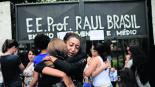 Chavito involucrado matanza escuela Brasil se entrega