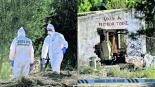 Papás matan hijos entierran cerca casa España
