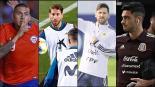 partidos destacados fecha FIFA