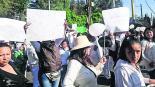 Protesta Exigen justicia Asesinato a menos Chimalhuacán Edoméx