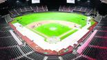 Estadio Diablos Rojos béisbol