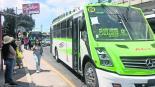 Usuarios transporte público reaccionan alza pasaje Edoméx