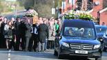 Muere novia Despedida de soltera Entierran con vestido Irlanda