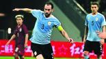 Diego Godín Leyenda Capitán de acero Selección de Uruguay