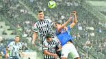 cruz azul monterrey partido marcador final jornada 12 empate