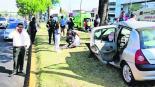 choque deja lesionados en paseo tollocan