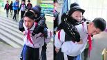 Mejor amigo China Enfermedad Discapacidad Amistad