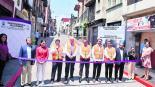 Inauguración Calles rehabilitadas Cuauhtémoc Blanco Morelos