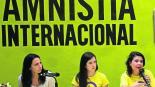 Amnistía Internacional Campaña en redes Feminicidios Violencia de género
