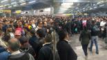 Metro CDMX fallas desquicia ciudadanos Línea 9