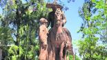 Aniversario luctuoso Emiliano Zapata Olvidan estatuas Morelos