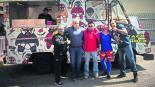 Shocer Taco Shock Food Truck Lucha Libre CMLL