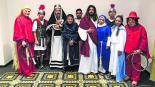 Viacrucis Cuajimalpa Cristo carga cruz En memoria de sus padres