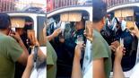 Policía presuntamente alcoholizado encañona a ciudadanos en Edoméx