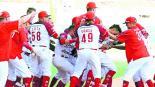 diablos rojos del mexico remontada superan olmecas beisbol