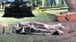 Reclaman por escádnalo Vecino violento Mata a veciones CDMX Tlalpan