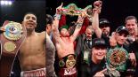 México con nueve campeones mundiales