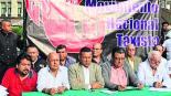Ruleteros anunciaron paro nacional