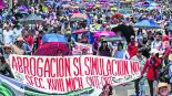 Amenaza CNTE tomar calles