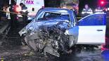 Conductor choca con árbol Exceso de velocidad Lluvia CDMX Tlalpan