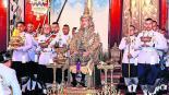 TAILANDIA NUEVO REY